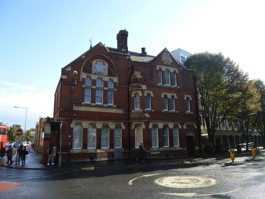 Former Head Post Office, 42, Eden Street, Kingston upon Thames - Kingston upon Thames