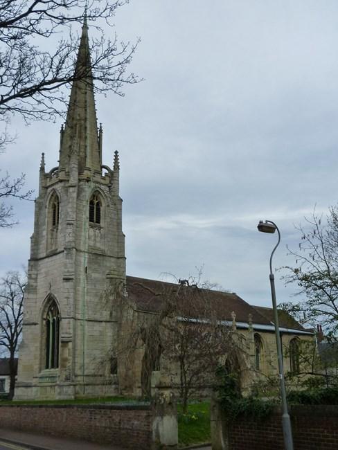 Parish Church of St Michael the Archangel, Bridgegate, West Retford - Bassetlaw