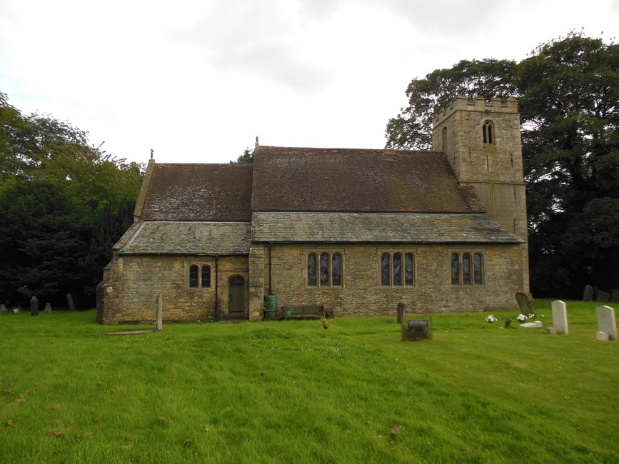 Church of St John the Baptist, High Street, Scampton - West Lindsey