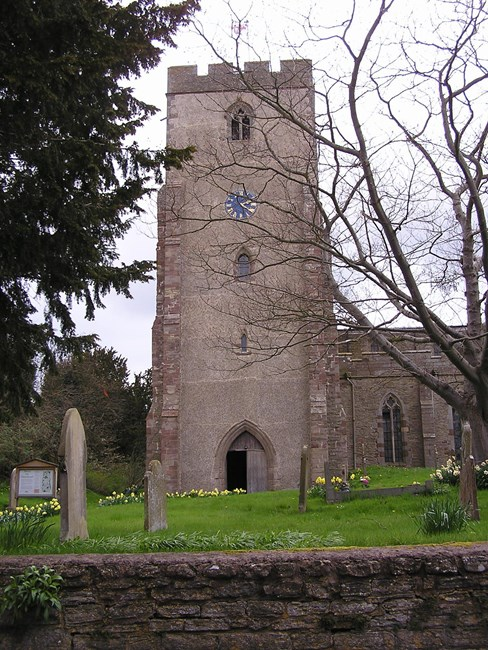 Church of St Mary Magdalene, Leintwardine - Herefordshire, County of (UA)