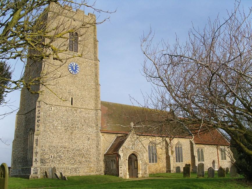 Church of St Botolph, Chapel Lane, Morley - South Norfolk