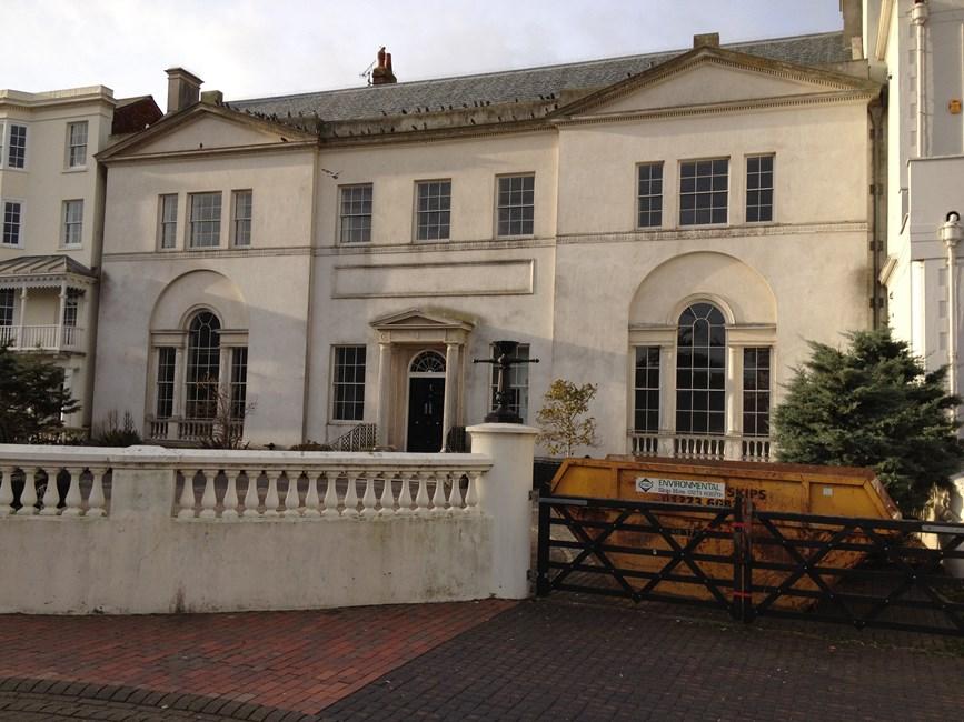 Marlborough House, 54, Old Steine, Brighton - Brighton and Hove, City of (UA)