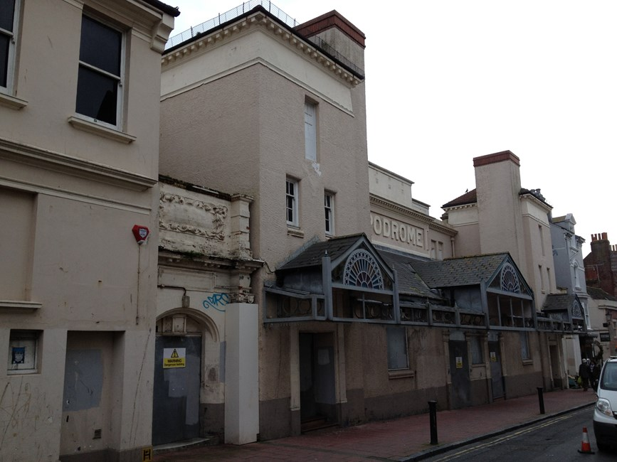 Hippodrome, 52-58, Middle Street - Brighton and Hove, City of (UA)
