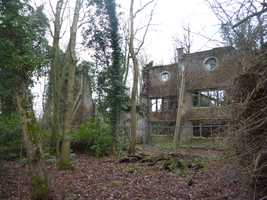 Tabley Old Hall, Chester Road, Tabley Inferior - Cheshire East (UA)
