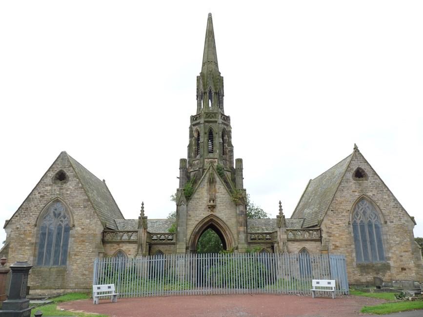 St John's Cemetery, Newcastle upon Tyne - Newcastle upon Tyne