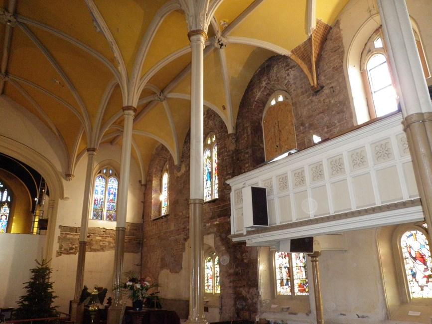 Church of All Saints, Old Church Street, Newton Heath - Manchester