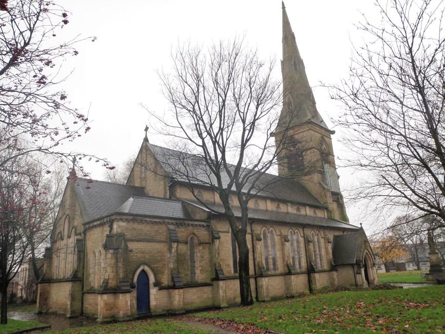 Church of St John, Oldham Road, Failsworth - Oldham