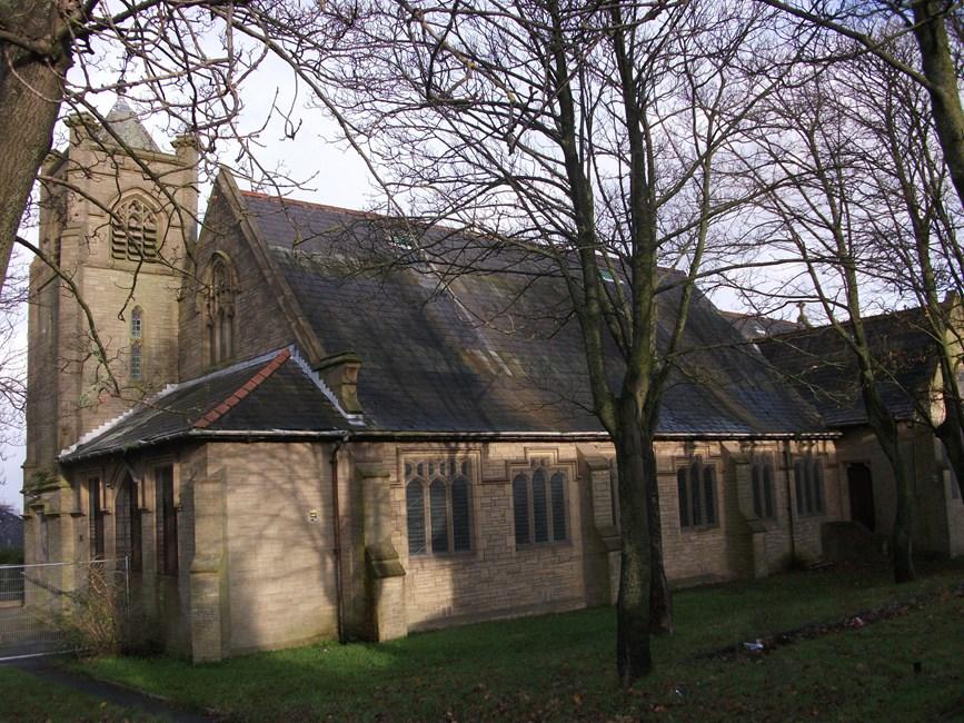 Church of St Augustine of Hippo, Bolton Avenue, Accrington - Hyndburn