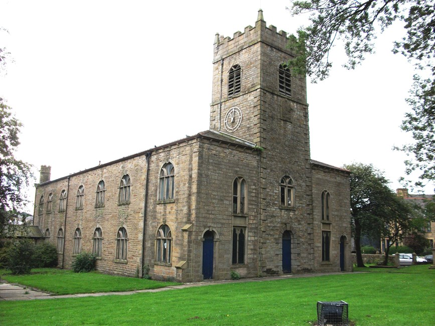 Church of St James, St James Street, Accrington - Hyndburn