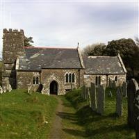 Church of St Martin, Martinhoe, North Devon - Exmoor (NP)