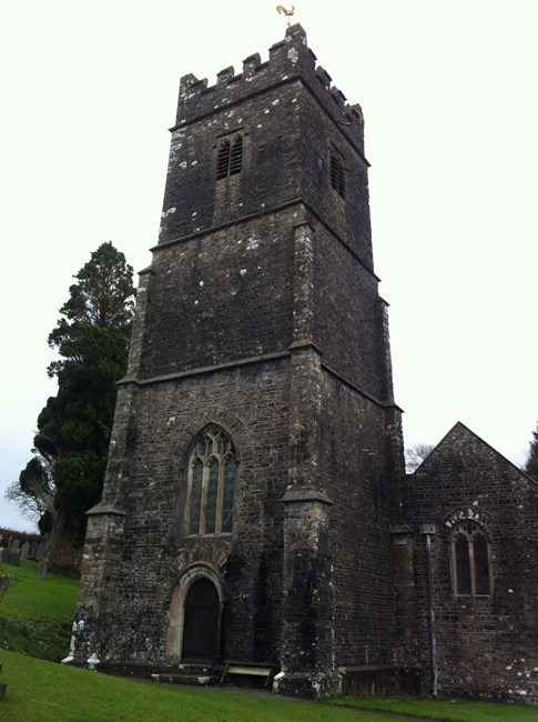 Church of St Swithun, Littleham - Torridge