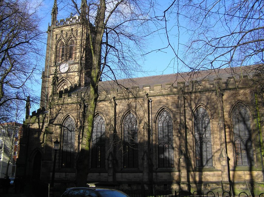 Serbian Orthodox Church of St George, Rutland Street, Leicester - Leicester, City of (UA)