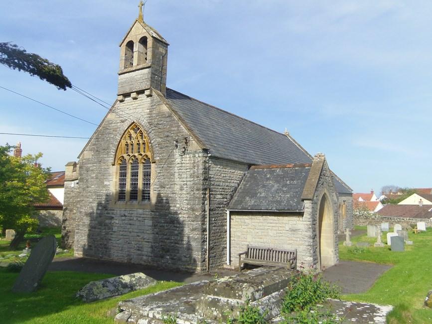 Church of St Edward, Church Lane, Chilton Polden - Sedgemoor