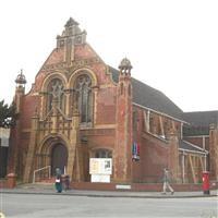 Edward Road Baptist Church, Edward Road, Birmingham