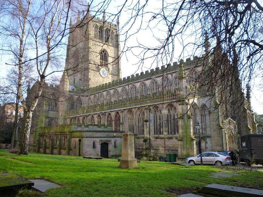 Church of St Mary, High Pavement, Nottingham - Nottingham, City of (UA)