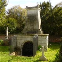 Mausoleum of Sir Joseph William Bazalgette, St Mary's Churchyard, St Mary's Road, Wimbledon SW19 - Merton