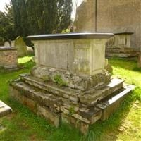 Tomb of John Lawson, St Mary's Churchyard, St Mary's Road, Wimbledon SW19 - Merton
