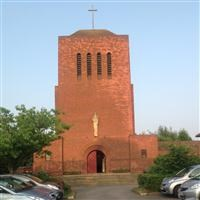 Church of St Martin and attached cloister and vicarage, Dixon Street, Wolverhampton - Wolverhampton, City of
