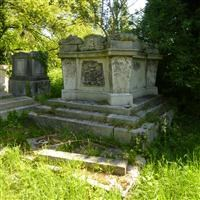 Tomb of the Earl of Galloway, Harrow Road, Kensal Green Cemetery W10 - Kensington and Chelsea