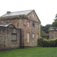 Two lodges and attached garden walls opposite former Kings Weston stables, Napier Miles Road - Bristol, City of (UA)