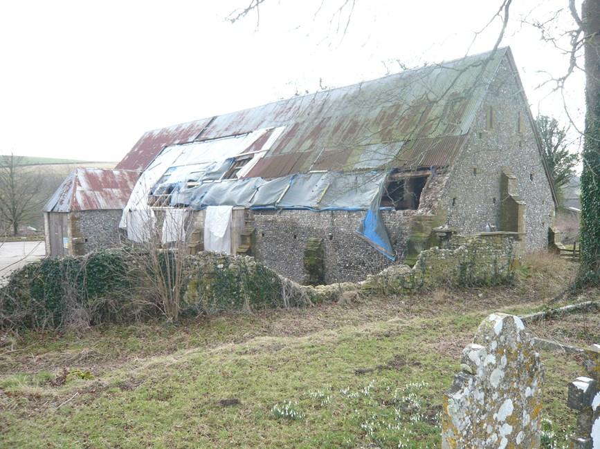 Tithe Barn, Church Lane, Sydling St. Nicholas - West Dorset