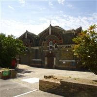 Ancillary Pump House at Abbey Mills Pumping Station (Station B), Abbey Road E15