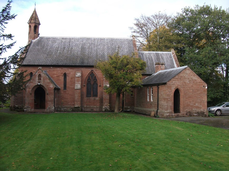 Church of St Mary and St Wilfred, A69, Warwick Bridge, Wetheral - Carlisle