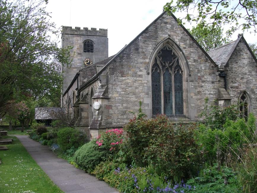 Church of St Michael, Main Road, Bolton Le Sands, Bolton-le-Sands - Lancaster