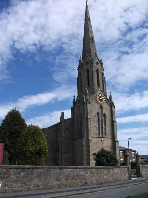 Church of St Catherine, Lorne Street, Wigan - Wigan