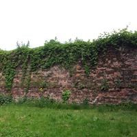 Boundary wall at Gunnersbury Park, Gunnersbury Avenue, W3 - Hounslow