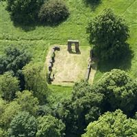 Alvecote priory and dovecote, Shuttington - North Warwickshire