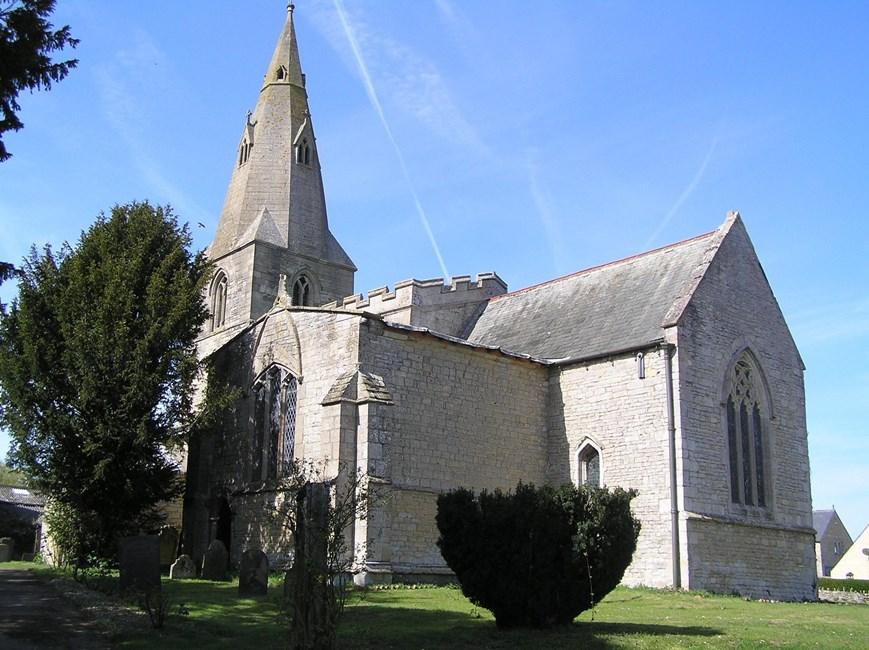 Church of St James, Church Street, Skillington - South Kesteven