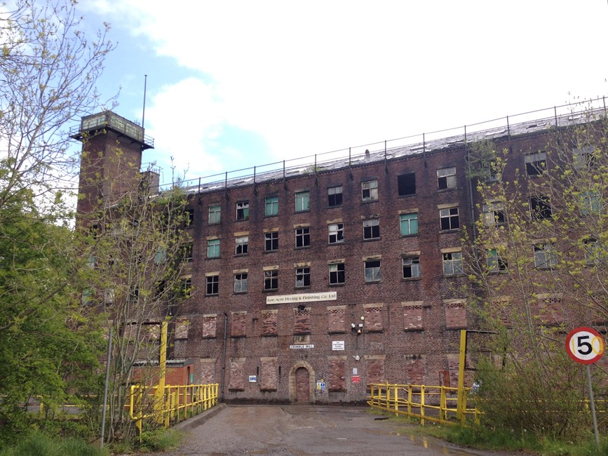 Crimble Mill, Crimble Lane - Rochdale
