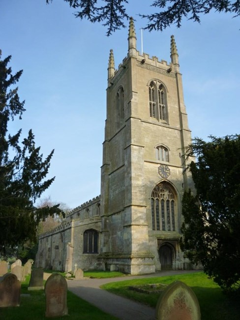 Church of St Michael and All Angels, Main Street, Edenham - South Kesteven