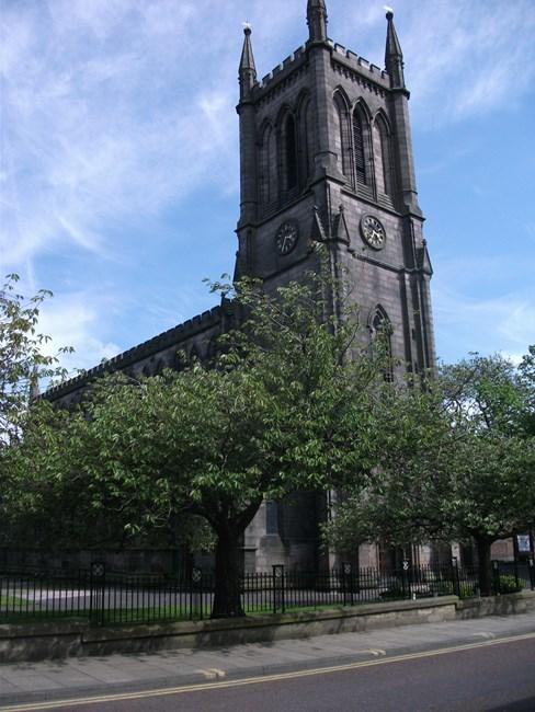 Church of St George, St George's Street, Chorley - Chorley