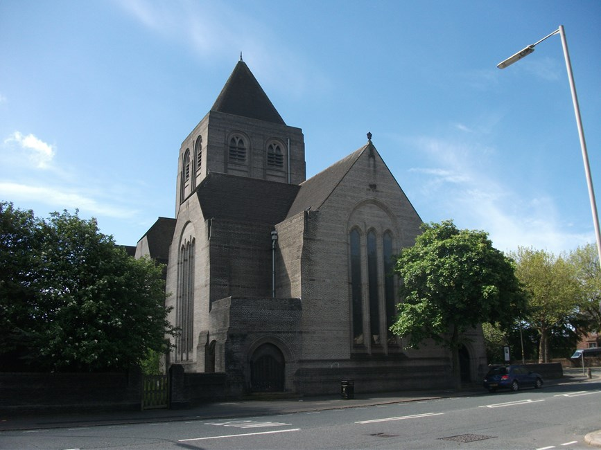 Church of St Paul, Derby Lane, Liverpool - Liverpool