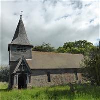 Parish Church (dedication unknown), Boraston - Shropshire (UA)