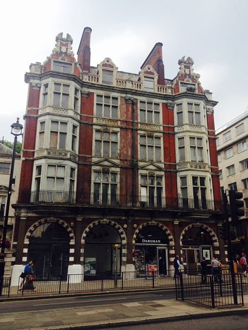 90-93, Piccadilly W1 - Westminster, City of