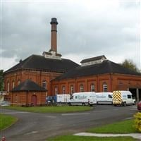 Engine House and Boiler House at Mill Meece Pumping Station, Standon - Stafford