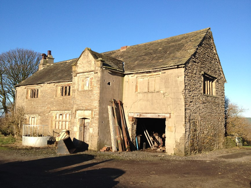 Parkers Farmhouse, Cow Hill Lane, Rishton - Hyndburn