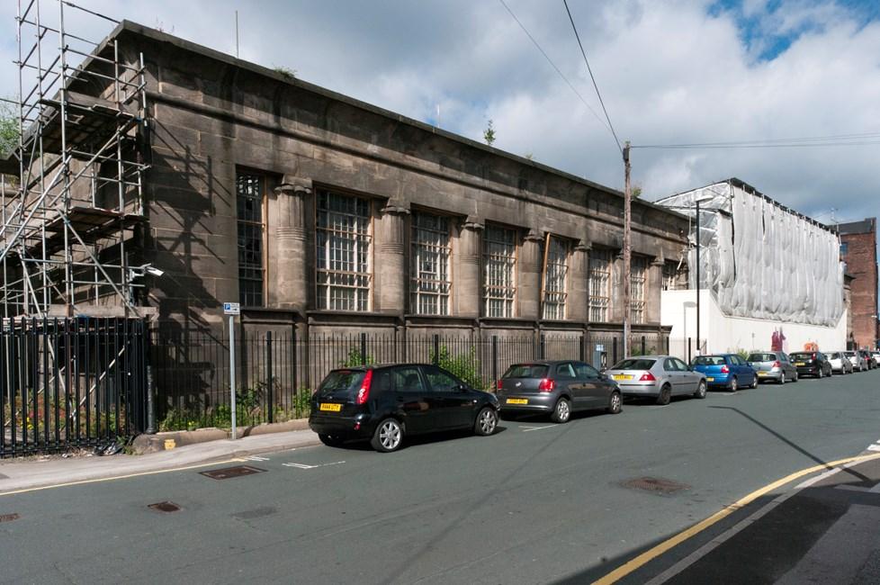 Temple Mill, Marshall Street, Holbeck - Leeds