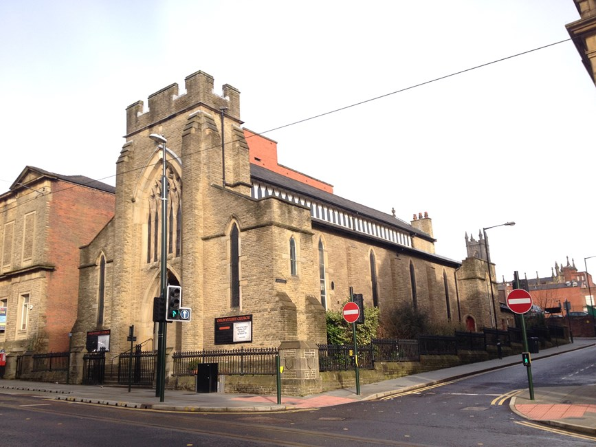Union Street United Reformed and Methodist Church, Union Street, Oldham - Oldham