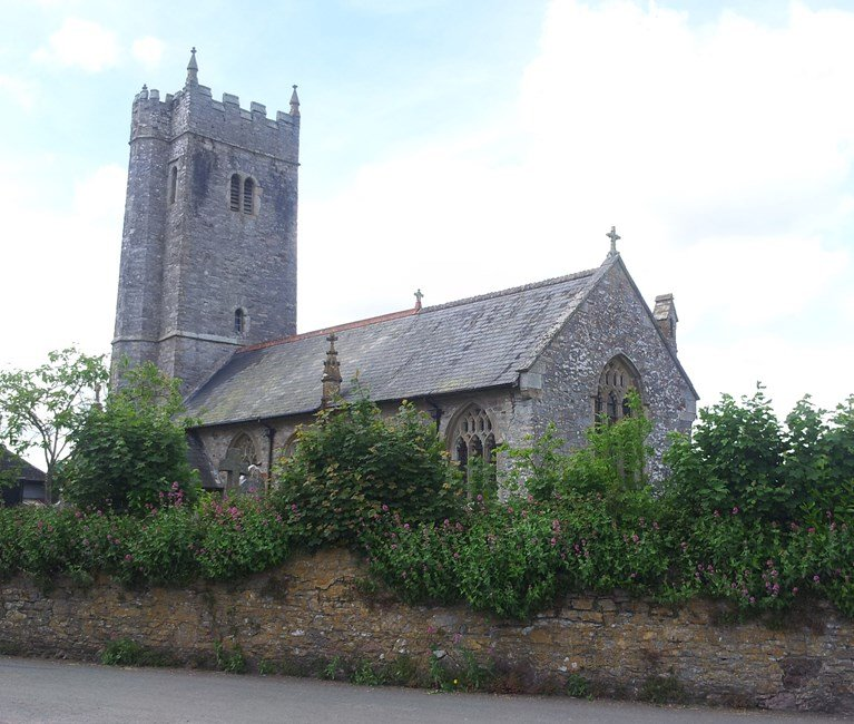 Church of St Mary the Virgin, Bickington - Teignbridge