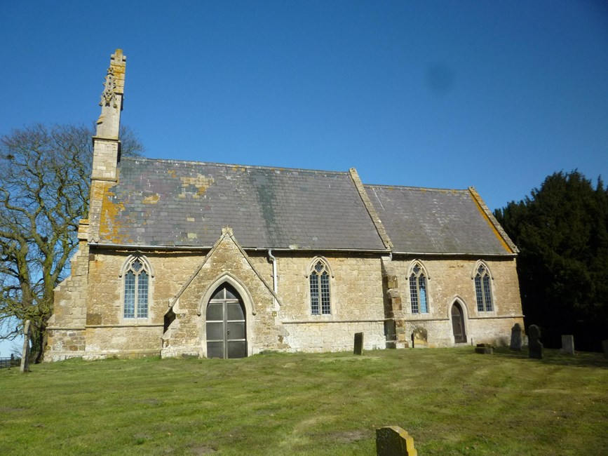 Church of St Michael, East Torrington, Legsby - West Lindsey