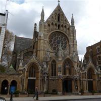 Church of St John the Baptist, Holland Road, Kensington W14 - Kensington and Chelsea
