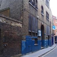 Sandy's Row Synagogue, Sandys Row, Bethnal Green E1 - Tower Hamlets
