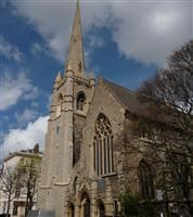 Church of St Gabriel, Warwick Square, Westminster SW1 - Westminster, City of