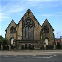 Wycliffe Congregational Chapel, Wellington Road North, Heaton Norris - Stockport