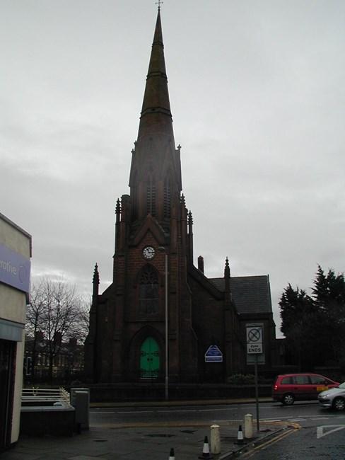Holy Trinity Church, Breck Road, Walton Breck - Liverpool