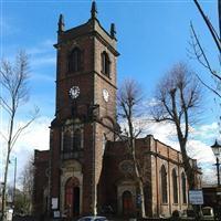 Church of St Edmund, Castle Street, Dudley - Dudley